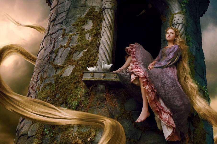Et Taylor Swift en Raiponce ! Bref, que du beau monde.
