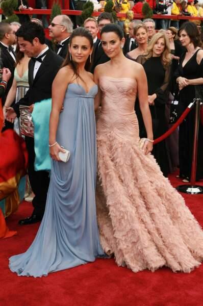 Les actrices Monica et Penélope Cruz ont aussi créé leurs collections de mode pour Mango et Agent Provocateur.