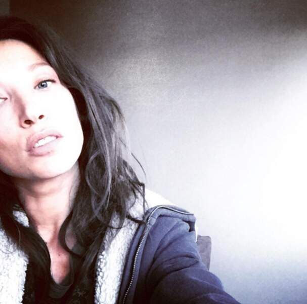 Laura Smet a changé de couleur de cheveux. Vous aimez ?