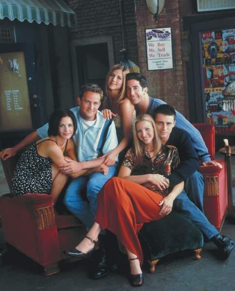 Friends : la série culte qui a révélé Jennifer Aniston au grand public