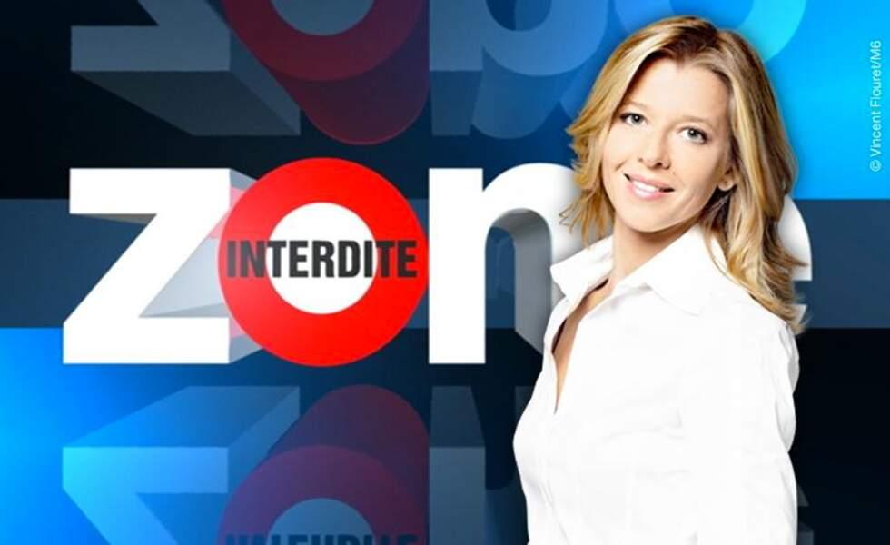 Le magazine Zone Interdite présenté par Wendy Bouchard