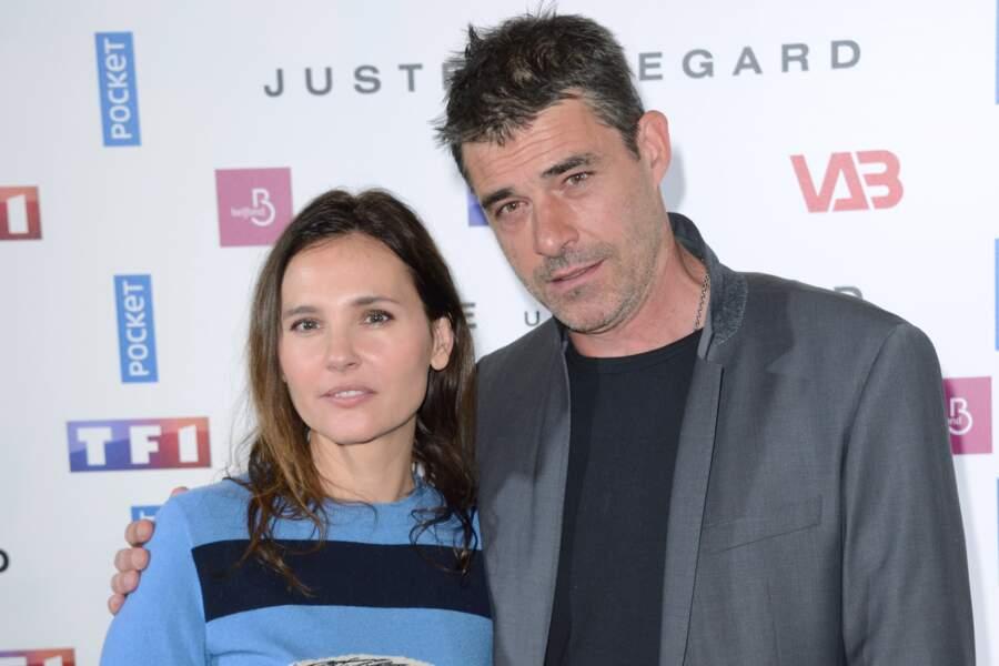 Virginie Ledoyen et Thierry Neuvic forment le duo principal de cette nouvelle série de TF1
