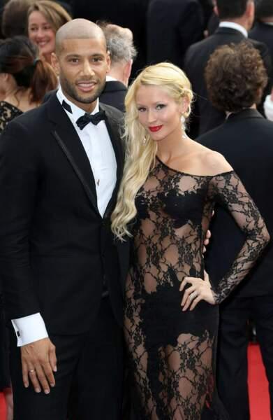 Xavier et Tatiana, ici au Festival de Cannes 2014, ont été vus dans L'île des vérités saison 4