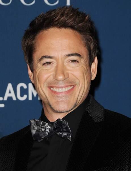 Robert Downey Jr. est devenu l'un des acteurs les plus bankable, devenant le héros de Iron Man notamment