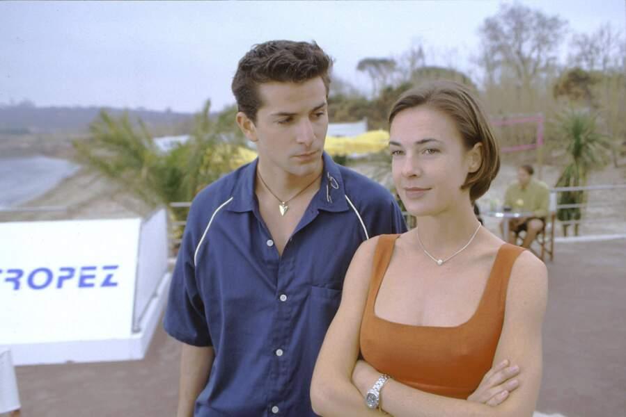 Bénédicte Delmas a incarné Laure Olivier, une jeune médecin de la clinique de Saint-Tropez.