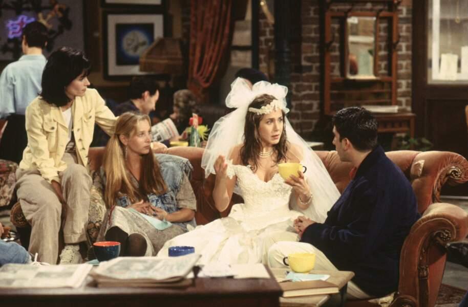 """En 1994, on la choisi pour rejoindre l'équipe du casting d'une nouvelle série : """"Friends"""""""