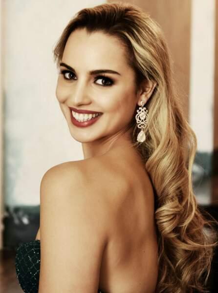 Miss Nouvelle-Zélande : Jessica Tyson