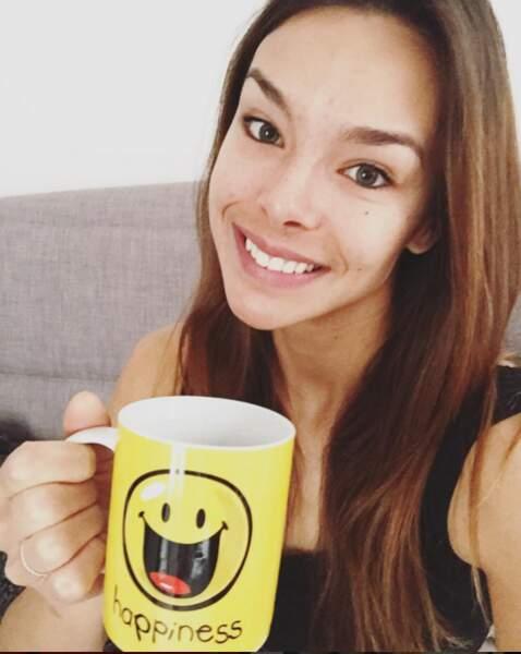 Marine Lorphelin au réveil : elle est canon !