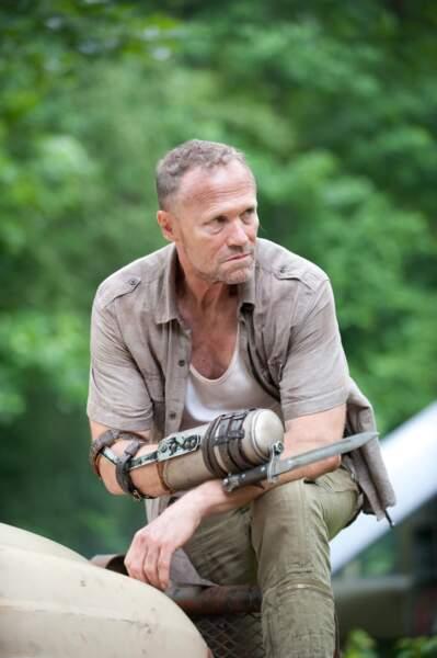 Disparu de la série en saison 3, Michael Rooker (Merle) a quelques jolis films sur son CV
