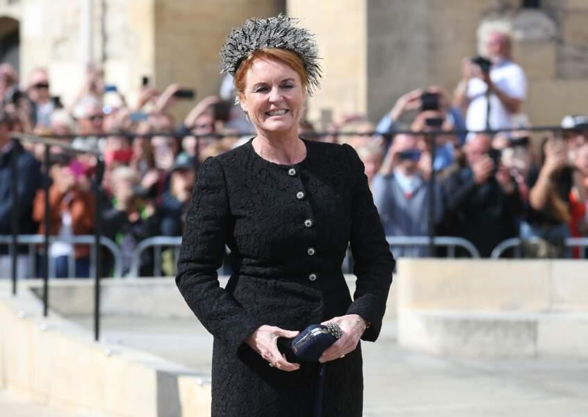 Sarah Ferguson, la duchesse d'York
