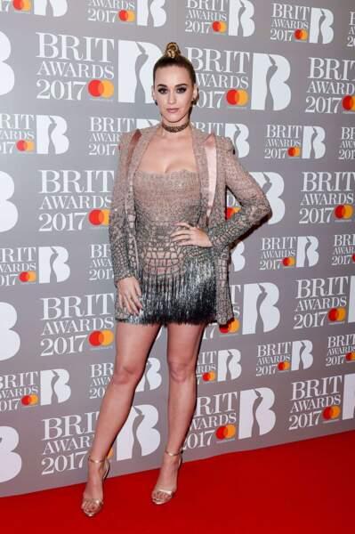 Katy Perry gonflée !