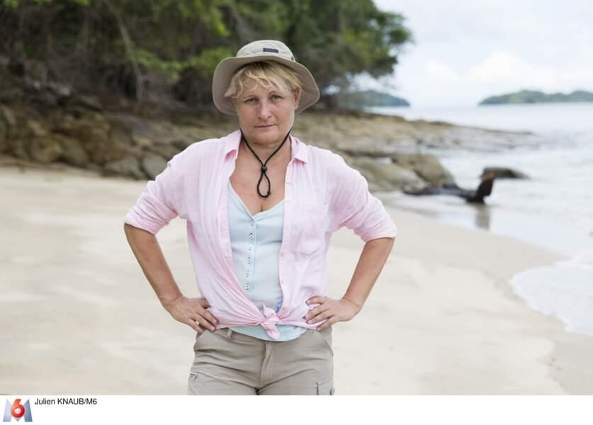 Participer à The Island était le rêve Pascale (56 ans) !