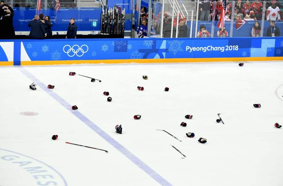 Et ils inventèrent le air-hockey
