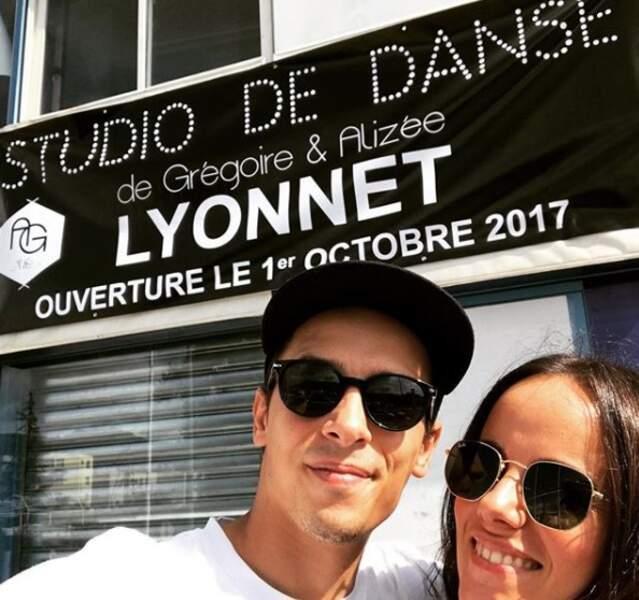 Ensemble, ils ont ouvert un studio de danse à Ajaccio