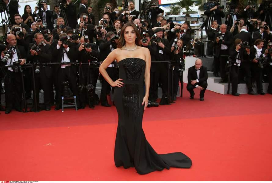 Eva a piqué l'expression fétiche de sa copine Victoria Beckham