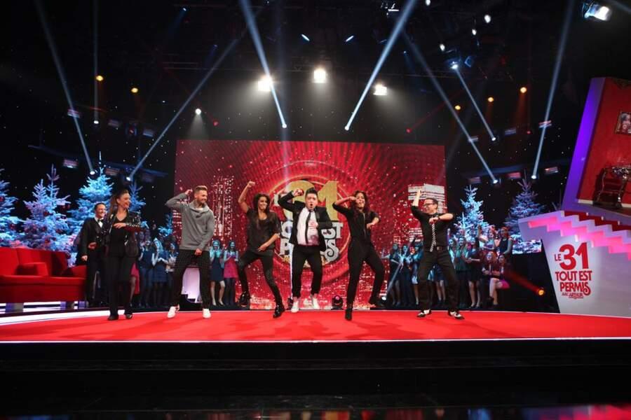 Tous ensemble : Gangnam Style!