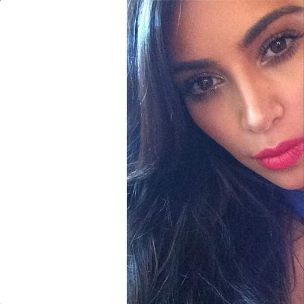 Kim Kardashian, toujours aussi narcissique