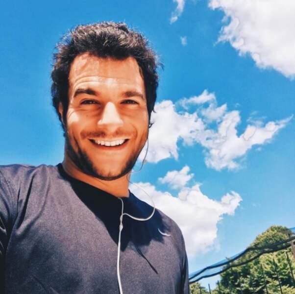 Est-ce que vous avez la pêche et le sourire comme Amir ?