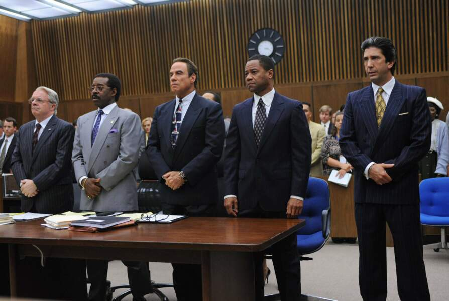 Avec American Crime Story et le procès d'O.J. Simpson, Ryan Murphy créé l'événement lui aussi