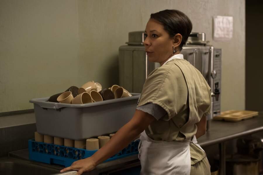 Gloria Mendoza, chef de la cuisine après la chute de Red