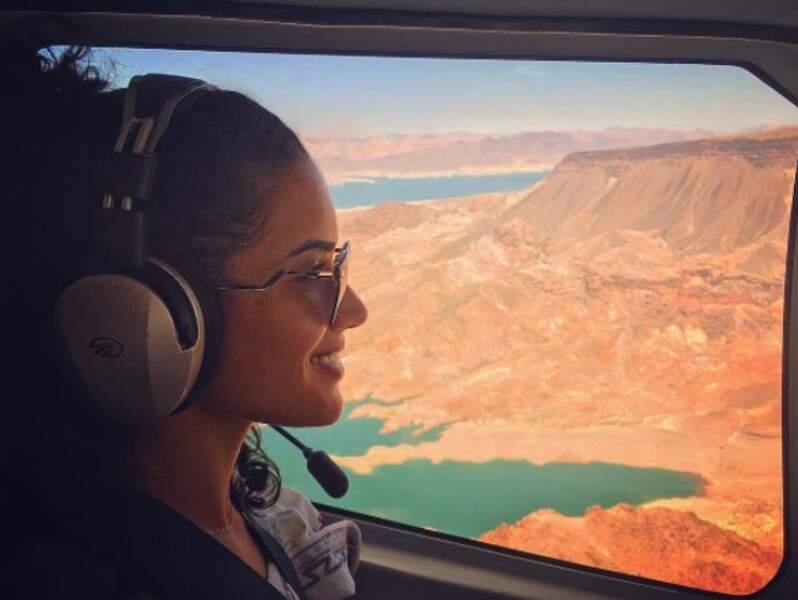 Un petit tour en hélico au dessus du Nevada ?