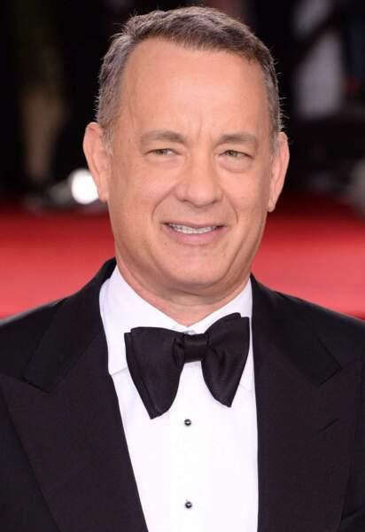 5. Tom Hanks avec Capitaine Phillips