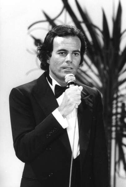"En 1970, Julio Iglesias représente l'Espagne avec ""Gwendolyne"""