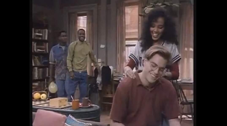 Dans Le Cosby Show, Michael Weatherly n'avait pas droit à un prénom... mais à des massages !