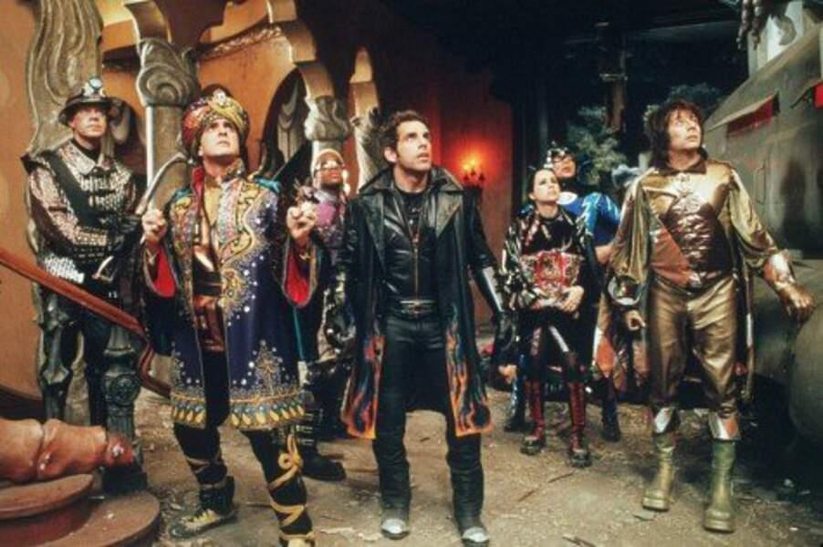 1999 - Mystery Men   Ben Stiller et sa bande de super-héros.
