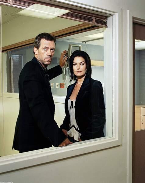 Stacy Warner est apparue dans les deux premières saisons de Dr House