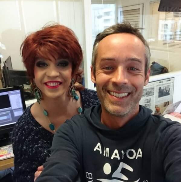 En revanche, le duo Catherine et Liliane est resté sur Canal+...