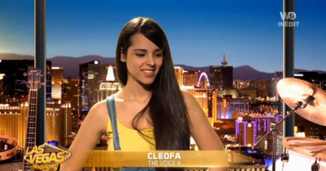 Ou par la jolie Cleofa de Las Vegas Academy ?