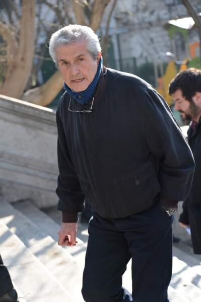 Le cinéaste Claude Lelouch