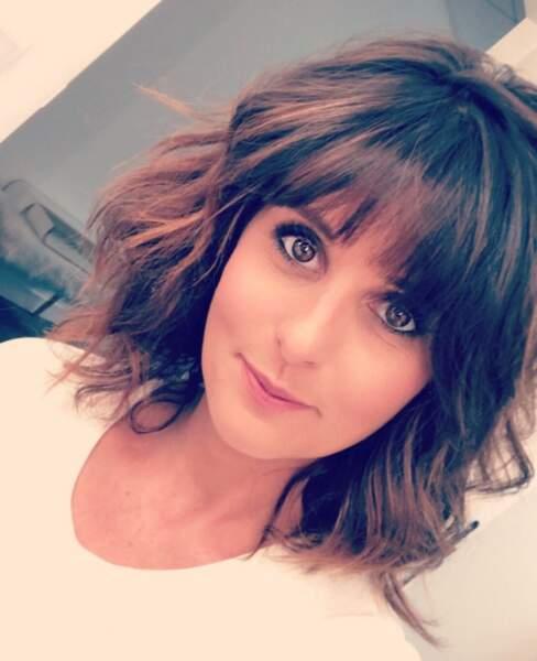 Aux commandes de Ca commence aujourd'hui, Faustine Bollaert aime partager son quotidien sur les réseaux sociaux