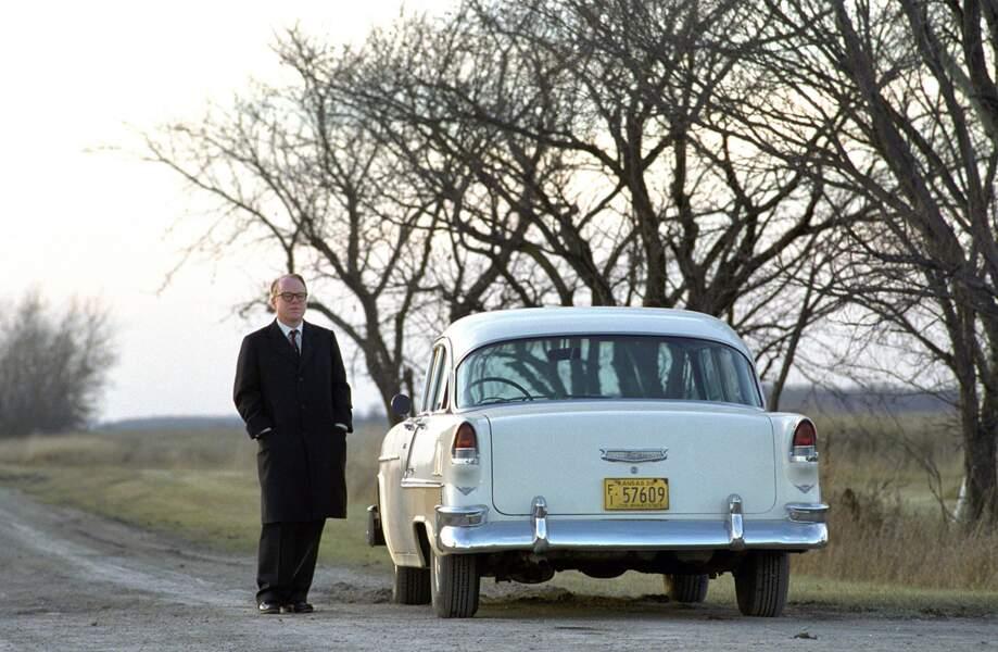 Philip Seymour Hoffman dans Truman Capote (2005)
