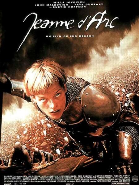 Jeanne d'Arc, film historique de Luc Besson (1999).