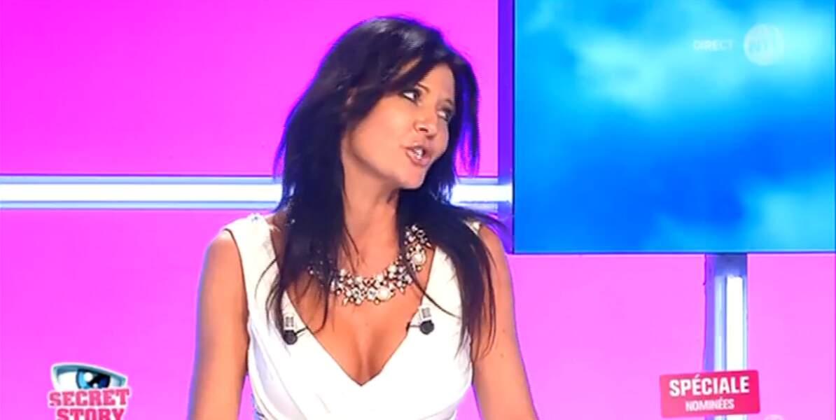 Sexy, Nathalie, la cougar de Secret Story 8