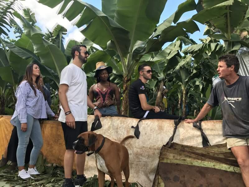 Les huit voyageurs en herbe feront également la rencontre de cow-boys et autres fermiers