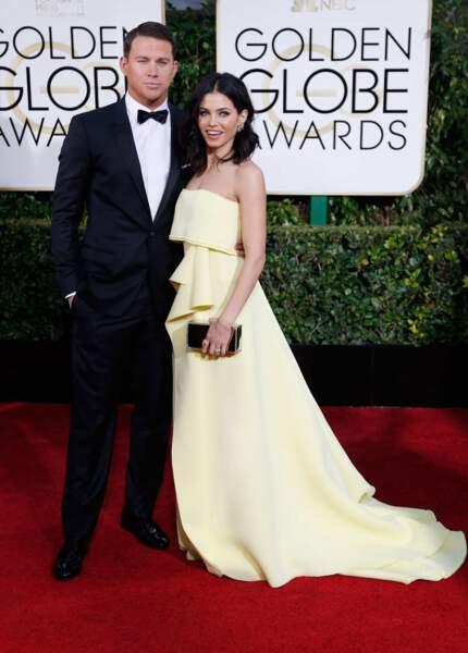 Channing Tatum et sa sublime épouse, Jenna Dewan-Tatum