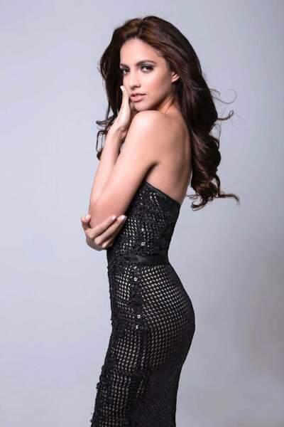 Aldy Bernard, Miss République dominicaine