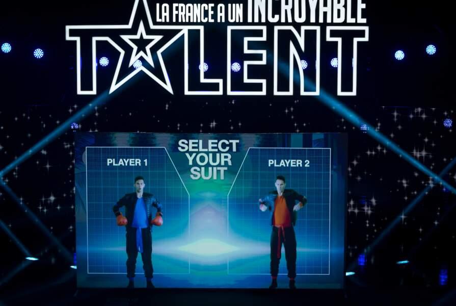 """Les French twins qui aiment tant utiliser la technologie pour """"faire"""" illusion"""