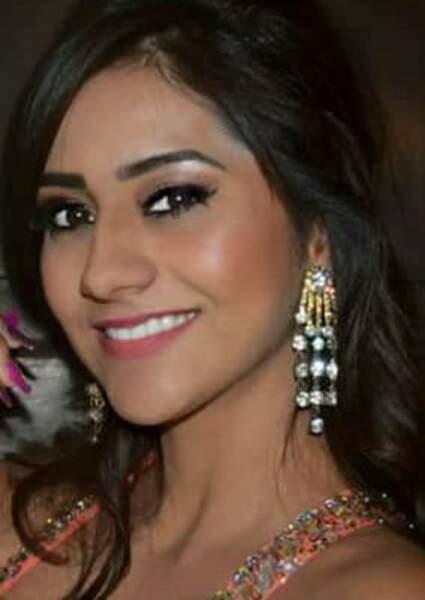 Miss Guatemala : Elizabeth Gramajo