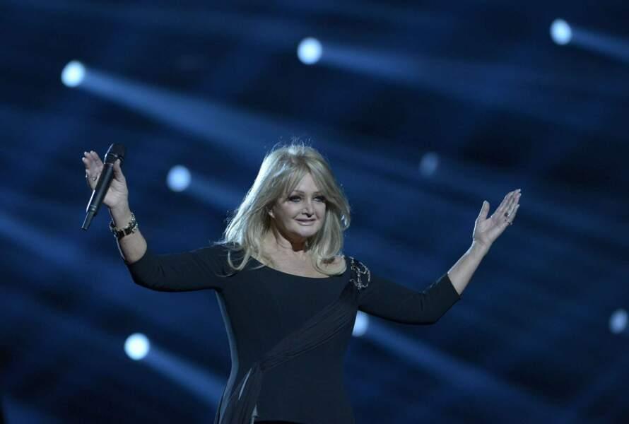 """Bonnie Tyler représente le Royaume-Uni avec le titre """"Believe in Me"""""""