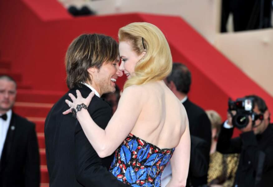 Nicole Kidman et Keith Urban dans le rôle des amoureux transis