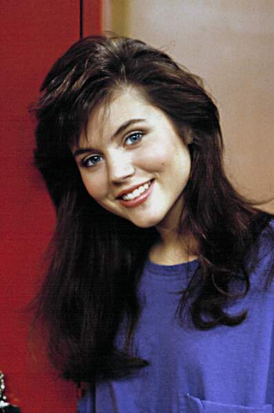 Tiffani Thiessen (Kelly Kapowski)