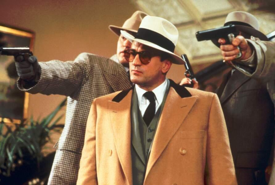 Dans la peau du célèbre Al Capone dans Les incorruptibles de Brian de Palma (1987)