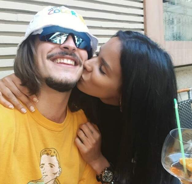 Et le rappeur Lorenzo a enfin rencontré la femme de sa vie, Shy'm ! Une belle histoire.