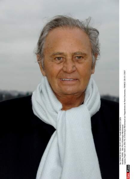 L'acteur Roger Hanin connu pour son rôle de Navarro nous a quittés à l'âge de 89 ans.
