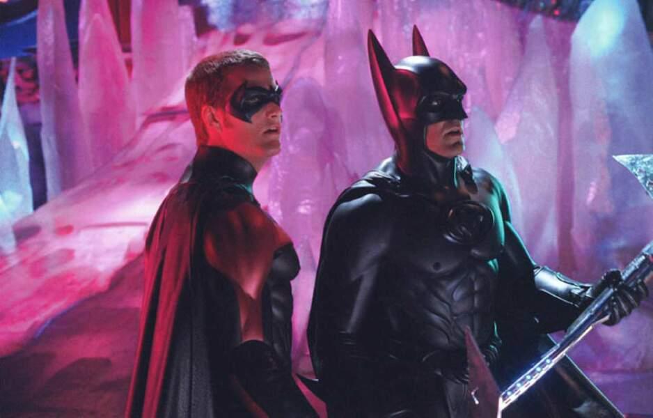 On vous avait prévenu : on a perdu Batman avec Joel Schumacher. Et c'est George Clooney qui en fait les frais