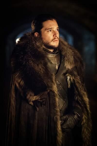 Jon Snow réalisera-t-il son destin ?